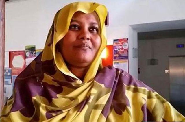 الأمن يختطف مريم الصادق من مطار الخرطوم  إلى جهة غير معلومة بعد عودتها من باريس