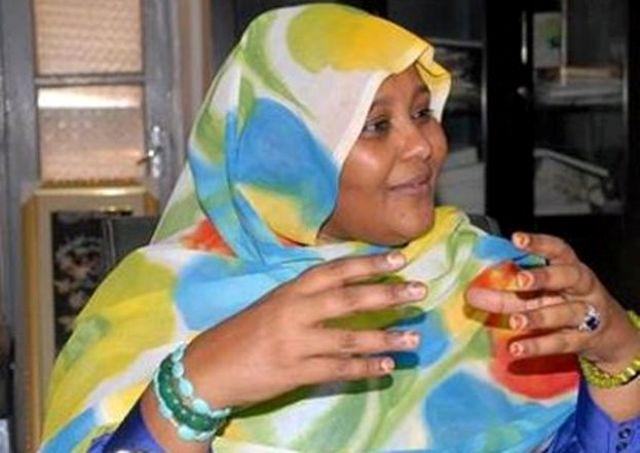 الأمة القومي: اعتقال مريم المهدي يزيد من عزلة النظام والتفاف الشعب لإنهاء العهد الفاشل