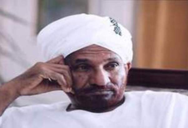المهدي  يلتقي في القاهرة وزير الخارجية المصري