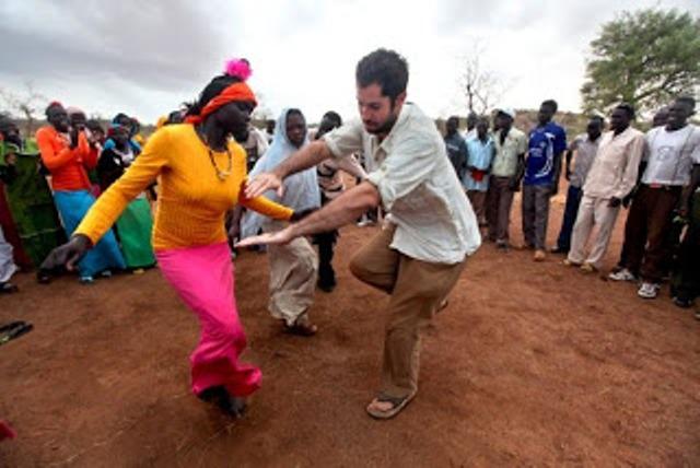 """تحت شعار""""كوكو عرف"""" النوبة يقيمون احتفالهم باليوم العالمي للشعوب الأصيلة ووزير الثقافة يتغيب"""