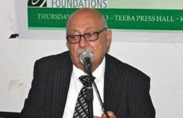 رئيس البرلمان وغابة الخرطوم الإدارية