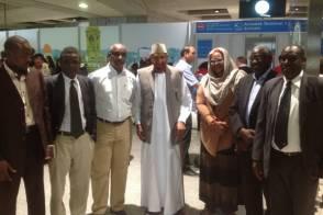 الجبهة الثورية تجتمع بامبيكي وتلتقي المهدي بأديس ابابا