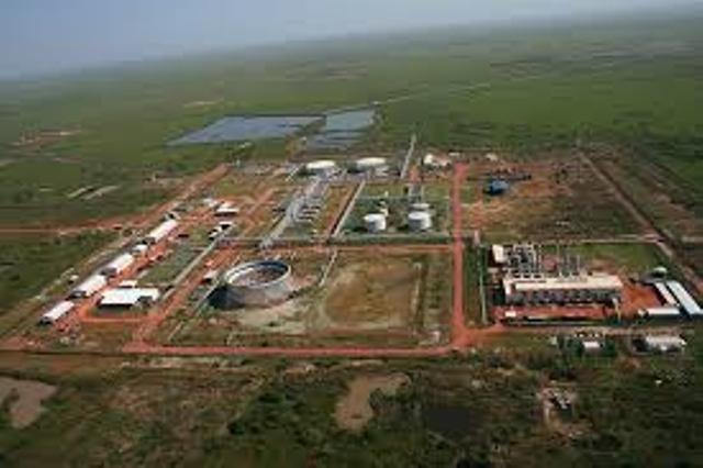 جوبا : تراجع صادر النفط عبر السودان إلى (160) ألف برميل