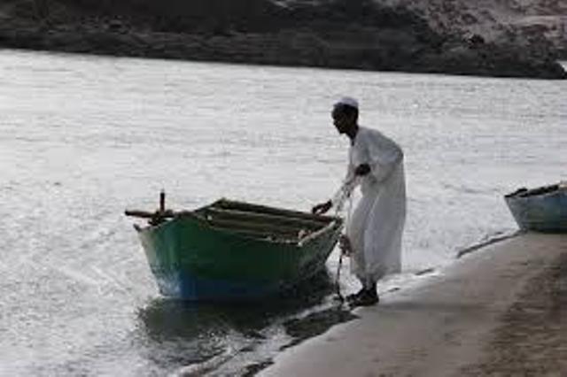 مصرع (15) مدنيا في  حادثة غرق في منطقة حجر العسل بولاية  نهر  النيل