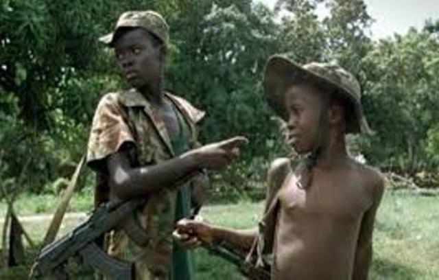 يونيسيف: 10 آلاف جندي طفل بجنوب السودان