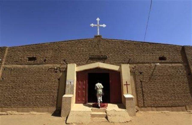 شكوي من نائب رئيس الكنيسة الخمسينية السودانية إلي مفوضية حقوق الانسان
