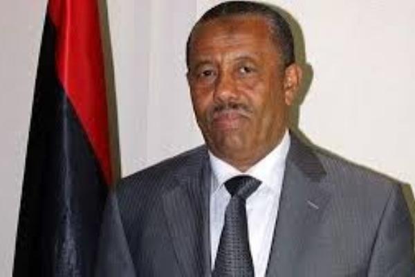 """رئيس الوزراء الليبى بالخرطوم """"الثلاثاء """" لبحث عدد من الملفات"""