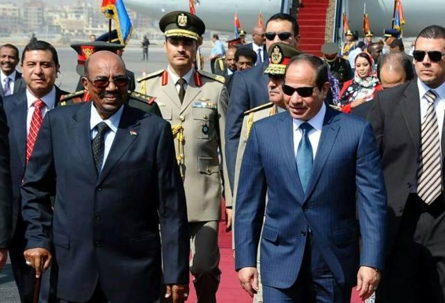 مصادر مصرية: البشير يريد بيع محور تركيا قطر بمحور السعودية مصر ولم يطرح قضية حلايب وشلاتين للسيسي