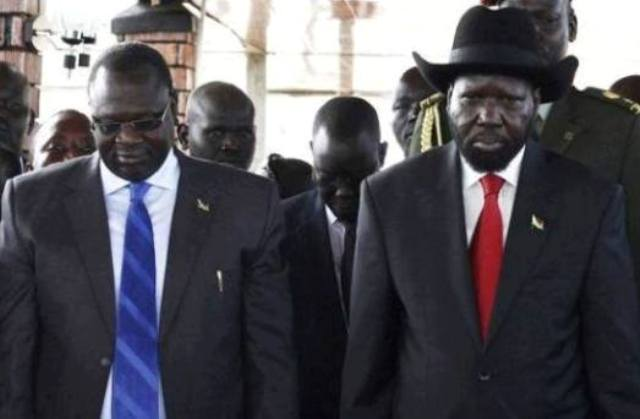 """""""إضراب عن الجنس"""" من أجل السلام في جنوب السودان"""