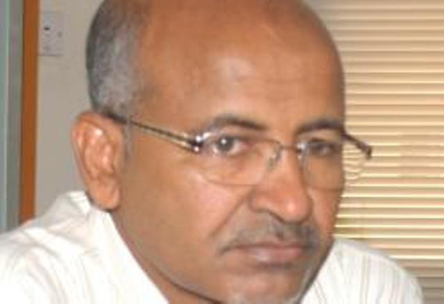 اطلاق حملة تضامن واسعة مع الصحافي النور احمد النور  وجهاز الأمن يمنع أسرته من معرفة أخباره