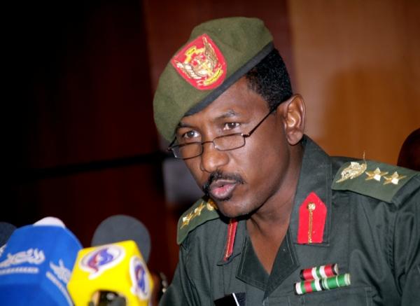 الجيش السوداني يستبعد اندلاع مواجهات مع دولة الجنوب