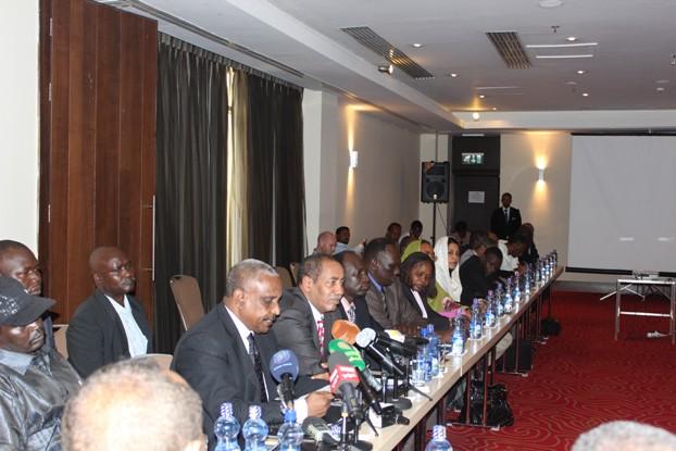 الترويكا تحذر الحكومة السودانية من مهاجمة المنطقتين وتوقعات بحدوث اختراق في مفاوضات أديس ابابا اليوم او غدا