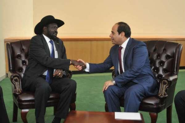 """وزير الرى المصري : اتفاقنا مع جنوب السودان لتنظيم العلاقات المائية """"تاريخى"""""""