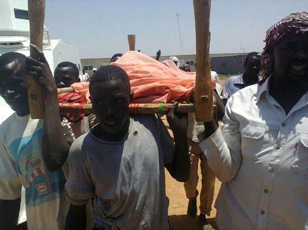 نازحو دارفور للـ(التغيير الإلكترونية) : نرحب بقرار قوات الأمم المتحدة البقاء وعليها حمايتنا من اعمال القتل والاغتصاب