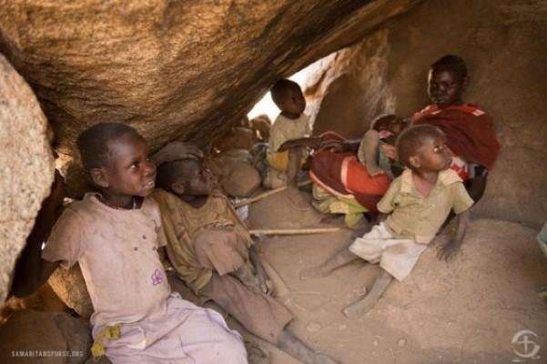 قصف جوي يقتل طفلين ويجرح العشرات بجنوب كردفان
