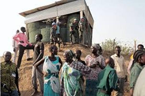 تجدد القتال فى (بانتيو) بجنوب السودان