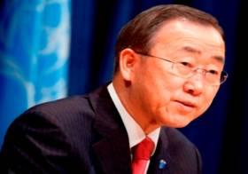 بان كي مون يحذر قادة أفريقيا من ثورات شعبية رغم تعديل الدساتير