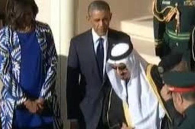 سلمان وأوباما وميشيل: ما سترته الدبلوماسية هل تكشفه التغريدات؟!