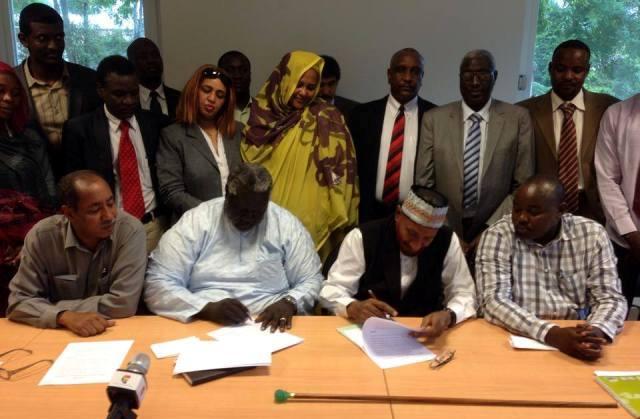 """المعارضة السودانية تحتشد ضد """"إنتخابات الملِك"""" وتطالبه بالرحيل..!"""