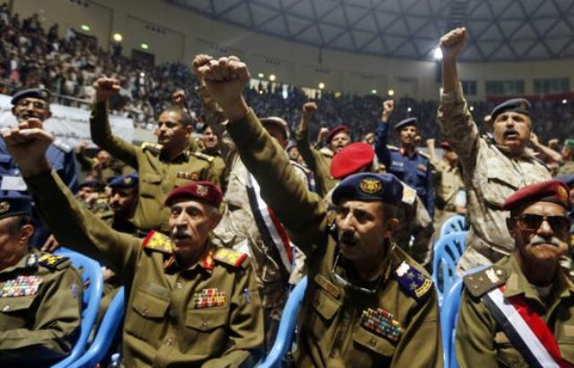 """صراع الأفيال الظاهرة والمستترة على """"نجيلة"""" اليمن!! """")!!"""