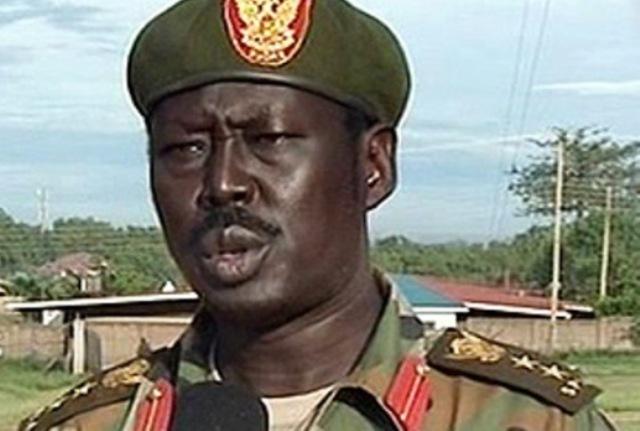 جوبا تتهم مشار بقصف مواقع عسكرية في بانتيو