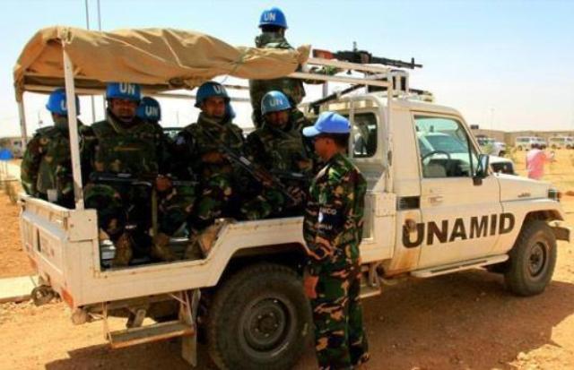 ( يوناميد ) تبحث استراتيجية الخروج من دارفور