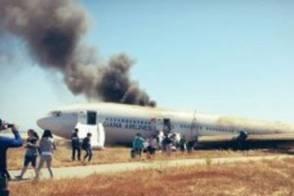 طائرتا البشير ونائبه تتعرضان لحوادث فى يوم واحد