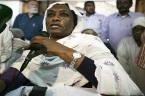 سارة نقد الله في حالة صحية حرجة داخل المعتقل