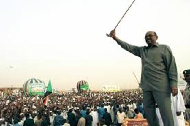البشير يجدد تهديداته لجنوب السودان
