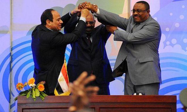 اتفاق (10) مبادئ حول سد النهضة بينها الإستخدام المنصف والعادل لمياه النيل