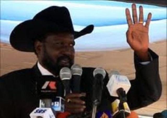 سلفاكير: تهديد الأمم المتحدة بفرض عقوبات لن يمنعنا من الرد على خصومنا