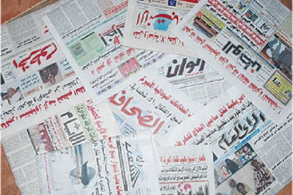 جهاز الأمن يصادر صحيفة رياضية من المطبعة