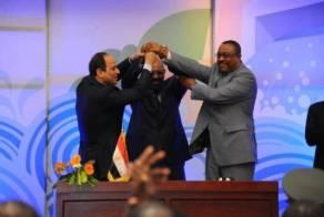 مسؤول إثيوبي :اكتمال 70% من سد النهضة خلال الـ«6» أشهر القادمة
