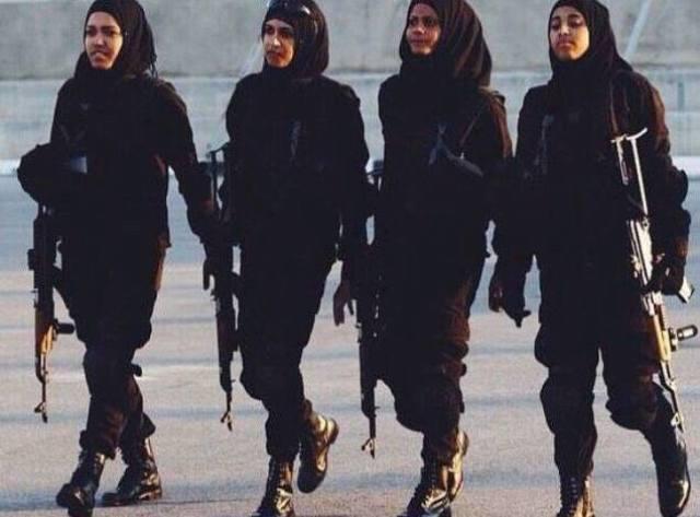 """تسنيم حسين من الجينز إلى """" داعش"""" بعد خداع أهلها"""