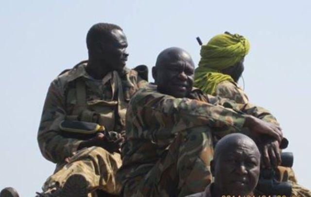 الجيش الشعبي يعلن عن انتصارات عسكرية في جبال النوبة