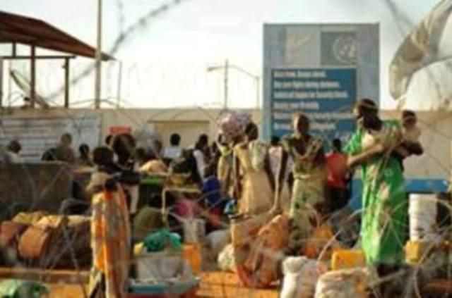 المئات من لاجئي جنوب السودان يرفضون ترحيلهم