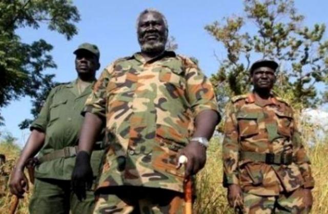 """الجبهة الثورية تنقل حملة """"ارحل"""" إلى النيل الأزرق"""