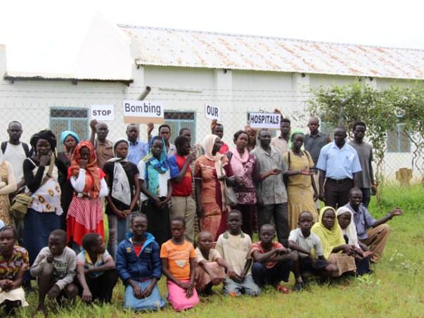المجموعة السودانية للديمقراطية أولا: السودان على حافة الهاوية مجددا