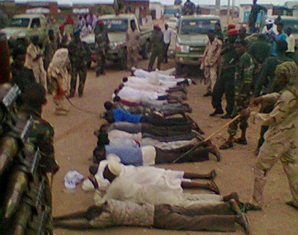 قتلى وجرحى بين نازحى دارفور فى هجمات مليشيات حكومية