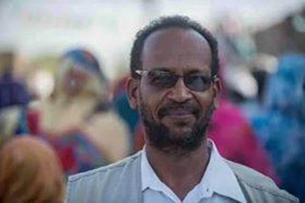 """وقفة إحتجاجية امام """"مفوضية حقوق الانسان"""" للمطالبة بإطلاق سراح 38 معتقلا"""