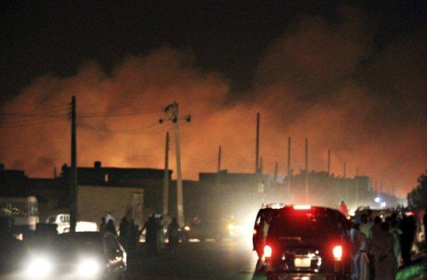 """الغموض يكتنف """"انفجارات أمدرمان""""  وصحيفة اسرائيلية تقدم رواية جديدة"""