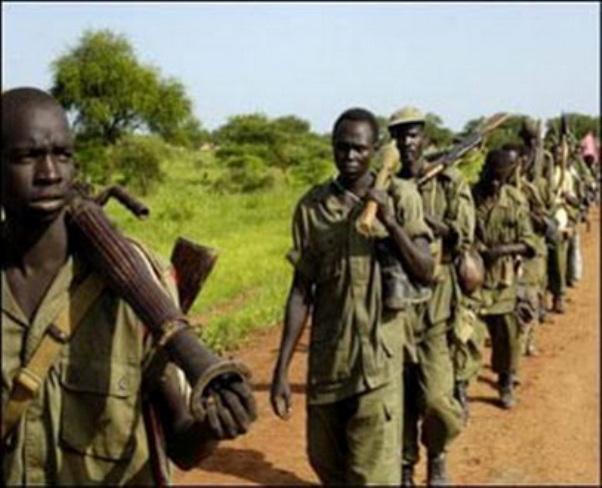 جوبا تعلن عن تمرد مسلح جديد في الإستوائية