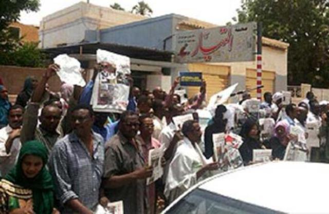أمين مجلس الصحافة والمطبوعات يشكك فى مهنية الصحف السودانية