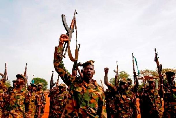 تقرير دولي يؤكد دعم الخرطوم لمتمردي الجنوب بالسلاح