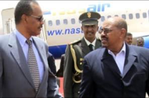 أفورقي :   أصحاب مصالح في السودان واثيوبيا  يحاولون خلق صدام بين الخرطوم واسمرا