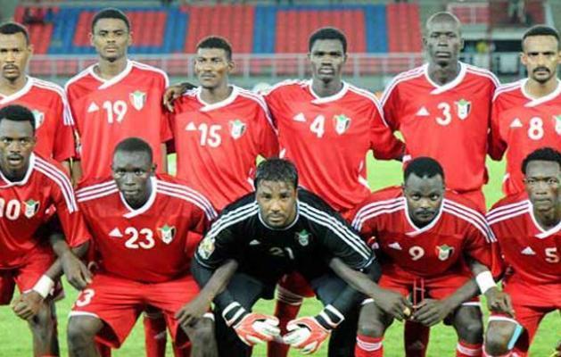 منتخب السودان فى مواجهة سيراليون اليوم