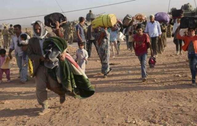 ألف لاجئ سوري شهرياً إلى السودان