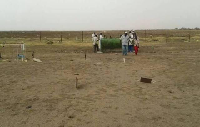 """شندي تخطط لـ """" مقابر استثمارية"""" وتفرض رسوماً على زيارة القبور"""