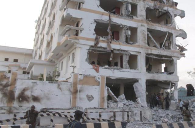 نجاة السفير الكيني ومقتل دبلوماسي صيني في انفجار مقديشو