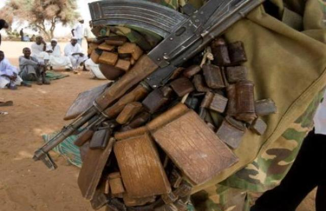 مسلحون من مليشيات حكومية يغتصبون (3) نساء بجبل مرة